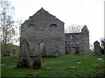 NN8666 : St Bride's Kirk, Old Blair by Patrick