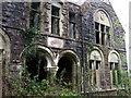 SM9732 : Barham School, main entrance by ceridwen