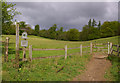 TQ1452 : Chapel Farm Fields by Ian Capper