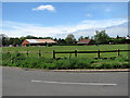 TF6211 : Village hall and playing field in Watlington by Evelyn Simak
