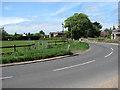 TF6211 : View west along Church Road, Watlington by Evelyn Simak