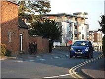 SP2871 : Abbey End, Kenilworth by John Brightley