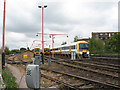 TQ4578 : Plumstead railway sidings by Stephen Craven