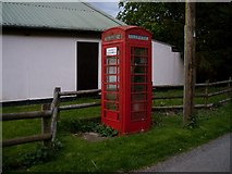 TL1488 : Red telephone box by Andrew