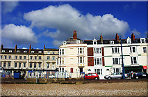 SY6879 : The Esplanade, Weymouth by Brian Robert Marshall