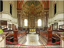 TQ2882 : St Marylebone, Marylebone Road, W1 - Chancel by John Salmon