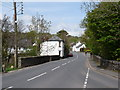 SX6494 : Sticklepath Bridge on the river Taw by Roger A Smith