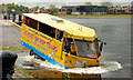 J3473 : Amphibious bus, Belfast (6) by Albert Bridge