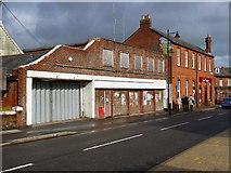 SU6351 : Basingstoke - Disused Shop by Chris Talbot
