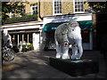 TQ2878 : Indian Elephant at London's Elephant Parade by PAUL FARMER
