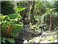 SW7829 : Stream at Bareppa by Rod Allday