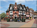 TQ2769 : The King's Arms, Mitcham by Stephen Craven