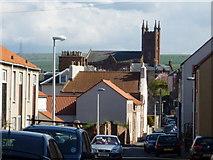 NT6779 : Dunbar Townscape : Castle Street by Richard West