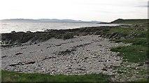 NR7066 : Beach, Cretshengan Bay by Richard Webb