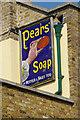 TQ2887 : Pears Soap advertisement, Highgate Village, North London by Jim Osley