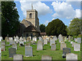 TL0852 : All Saints Church, Renhold by Cameraman