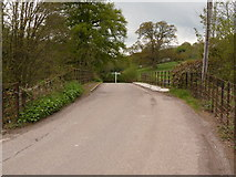 SS6613 : Kersham Bridge on the river Taw by Roger A Smith