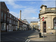 SE4843 : John Smiths Brewery, Tadcaster by Bill Henderson