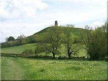 ST5138 : Glastonbury Tor by Colin Babb