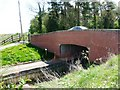 SJ3024 : Restored Montgomery Canal bridge by Christine Johnstone