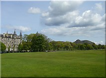 NT2572 : View from Bruntsfield Links by kim traynor