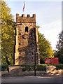 SD7312 : Bradshaw Chapel Tower by David Dixon