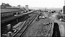 NT9953 : Berwick-upon-Tweed Station by Ben Brooksbank