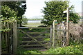 SD2085 : Public Bridleway Over Duddon Sands by Rob Noble