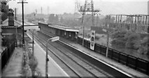 SP0581 : Bournville Station by Ben Brooksbank