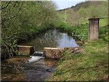 ST2213 : Weir on the Otter by Derek Harper
