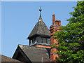 SK5743 : Watson Fothergill's Burlington Tower - 1 by John Sutton