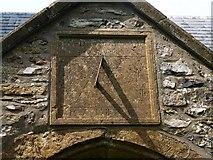 ST2214 : Sundial, Otterford church by Derek Harper