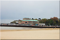 SY6878 : Weymouth Pavilion by John Firth