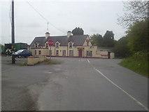 N9345 : Pub, Barstown, Co Meath by C O'Flanagan