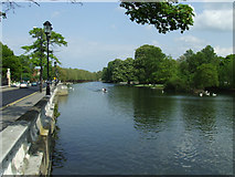 TL0549 : The Embankment by Thomas Nugent