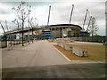 SJ8698 : City of Manchester Stadium by David Dixon