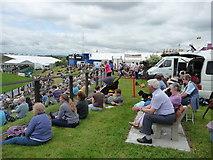 SX9891 : Westpoint : Devon County Show 2010 by Lewis Clarke