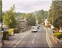 NY3704 : Rydal Road, Ambleside by Peter S