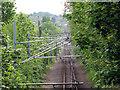 SK5343 : Cinderhill to Highbury Vale by John Sutton