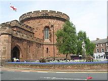 NY4055 : Carlisle's Citadel. by James Denham