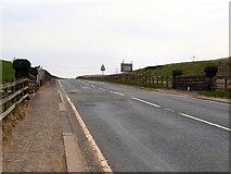 SD9617 : Halifax Road (A58) at Perkins Bridge by David Dixon