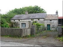 O1563 : Old farmhouse at Tobertown, Co. Dublin by Kieran Campbell