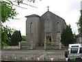 O1453 : Church at Ballyboughal, Co. Dublin by Kieran Campbell