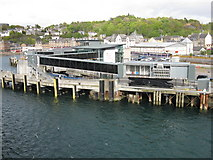 NM8529 : Oban Ferry terminal by Graeme Yuill