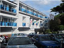 SX9364 : Gleneagles Hotel Wellswood by John Firth