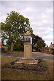 TG0934 : War Memorial, Edgefield, Norfolk by Christine Matthews