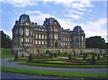 NZ0516 : The Bowes Museum by Paul Buckingham