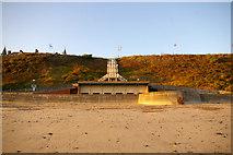 TG2142 : Cromer Beach, Norfolk by Christine Matthews