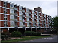 SP3682 : Samuel Hayward House, Roseberry Avenue, Bell Green by John Brightley