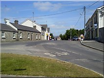 N8857 : Main Street, Kilmessan, Co Meath by C O'Flanagan